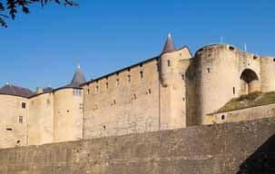 Hôtel château fort de Sedan