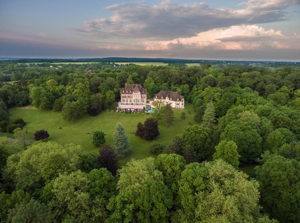 Château de la Tour, un hôtel à Gouvieux au coeur de la forêt de Chantilly