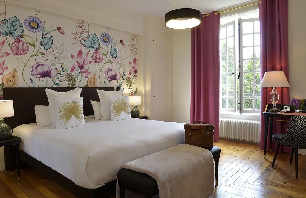 Chambre double au Château Saint-Gilles