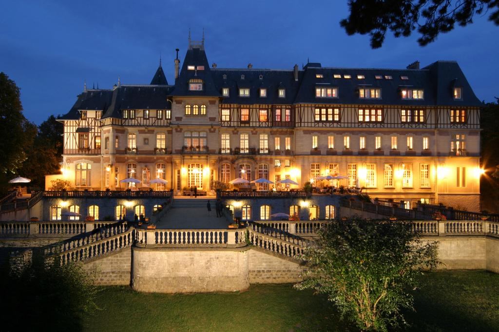 Hôtel Château de Montvillargene Chantilly