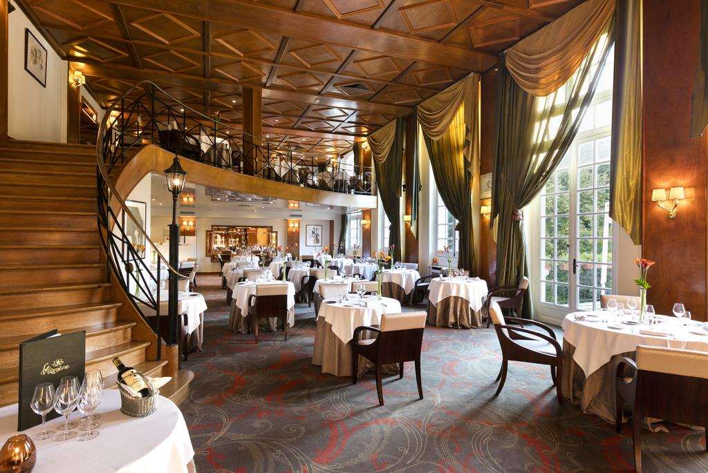 Restaurant du Château de Montvillargene